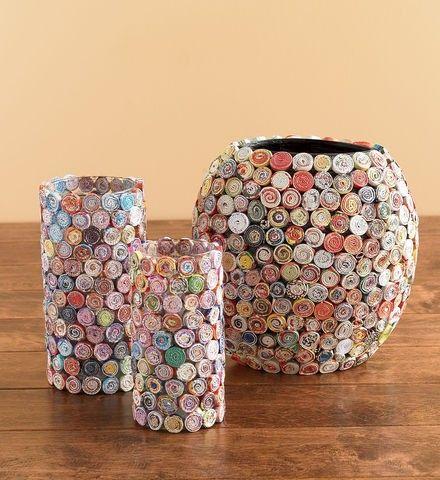 --------------------------------------------------------------DIY vase decoration 2 3