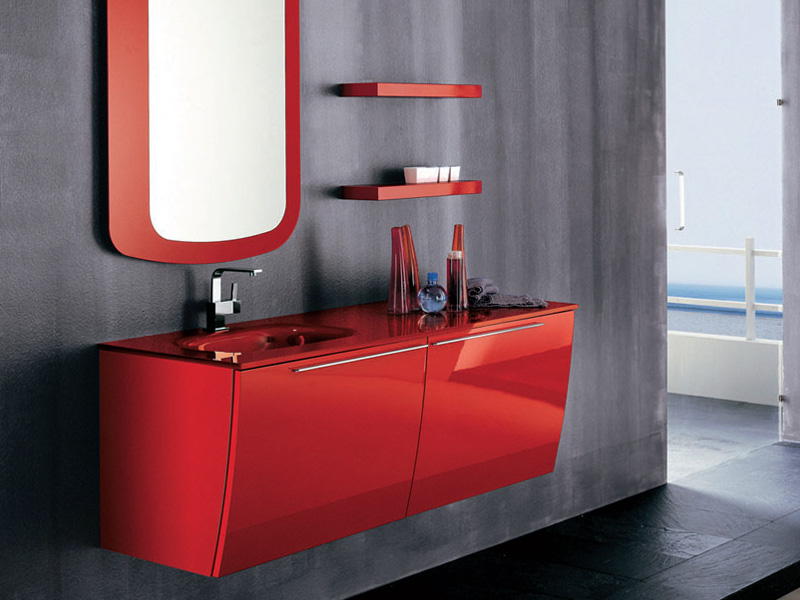 -----------------------------------------decoration in red 10 3