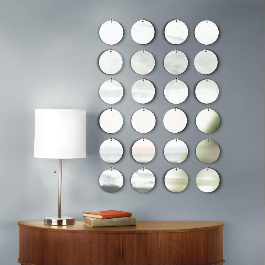 --------------------------------mirror decoration 2 3