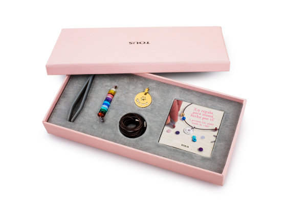 1.TOUS MOTHERS DAY DIY KIT GOLD 1