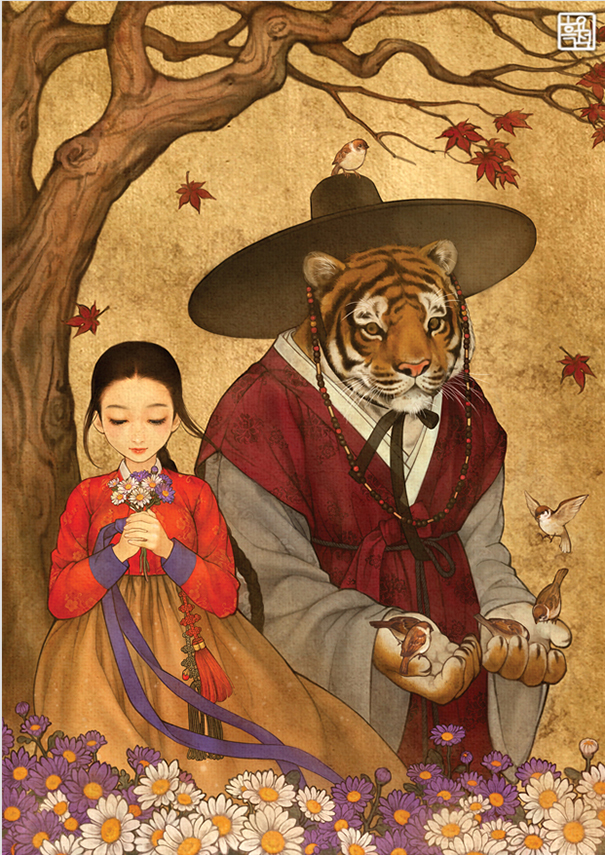 1asian-korean-disney-remake-illustration-na-young-wu-6