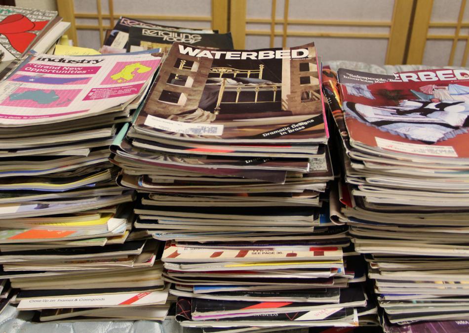 Old magazines1
