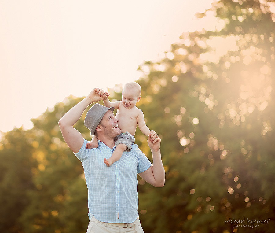 Photos Men Babies 1