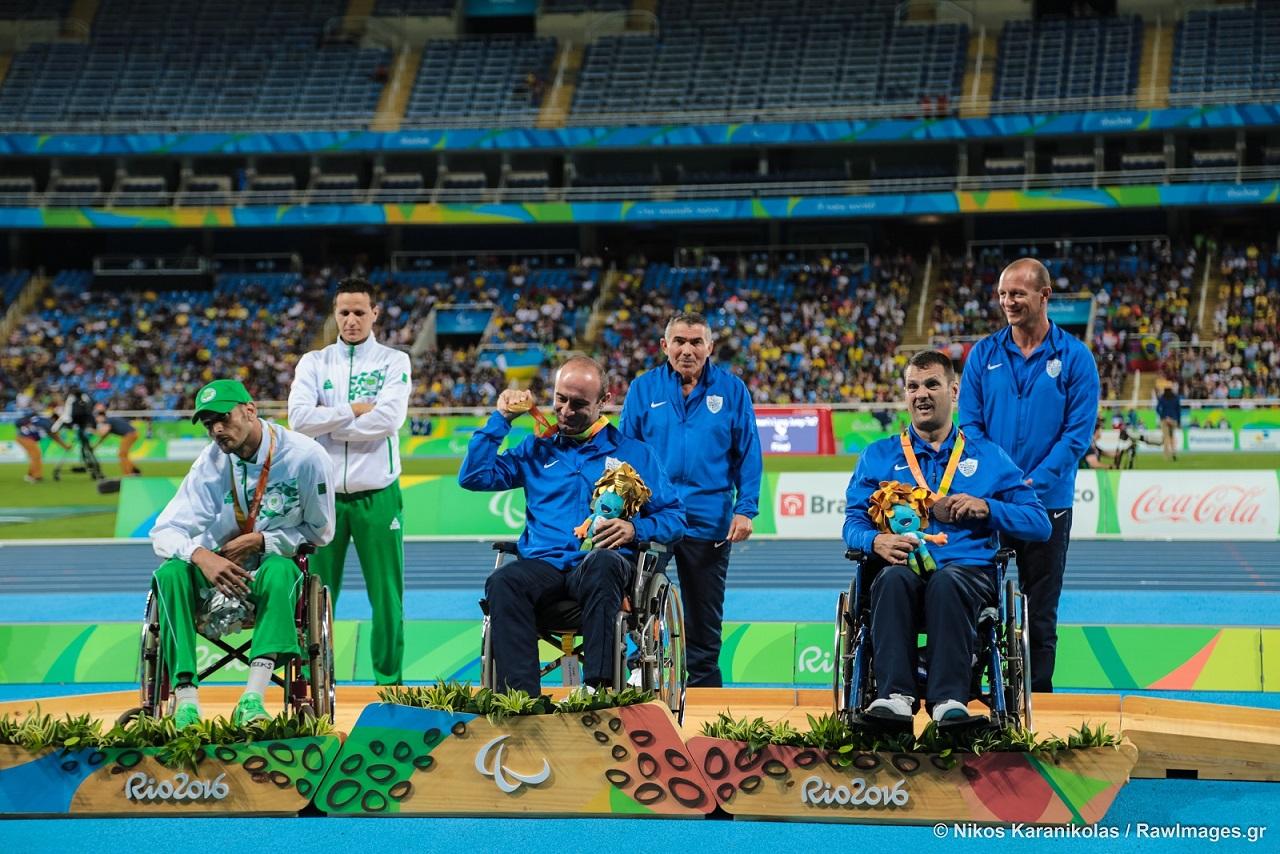Παραολυμπιακοί Ρίο 2016 4