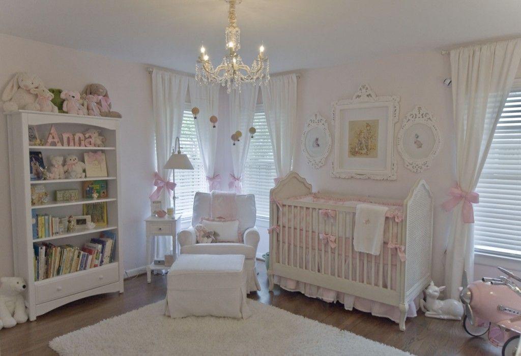 Shabby Chic Nursery Decor