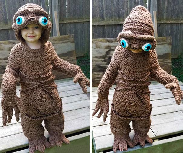 crochet et halloween costume stephanie pokorny 1