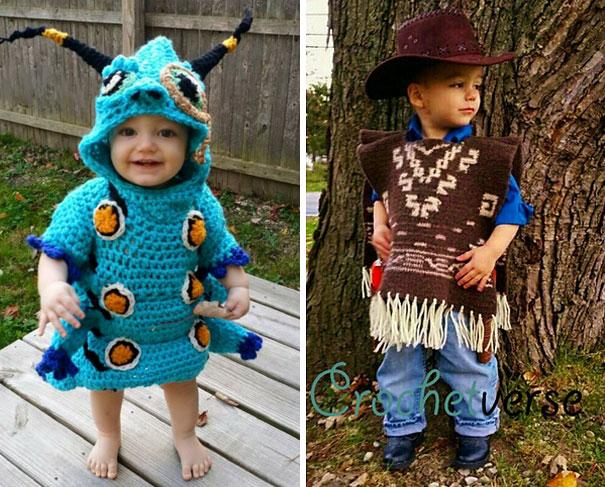 crochet et halloween costume stephanie pokorny 2