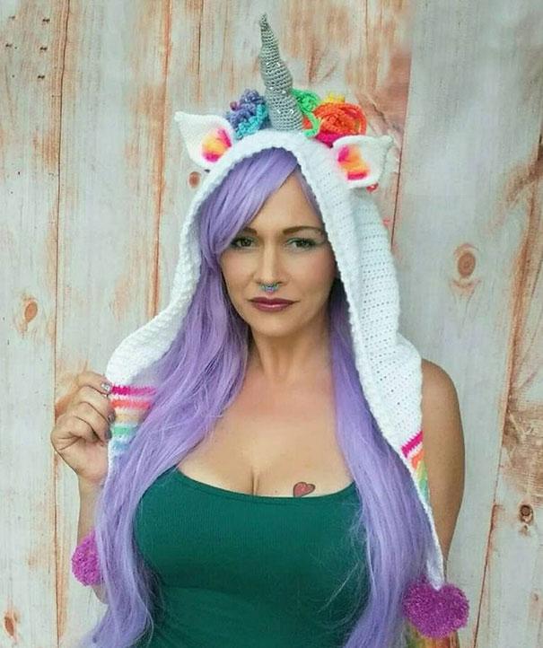 crochet et halloween costume stephanie pokorny 3