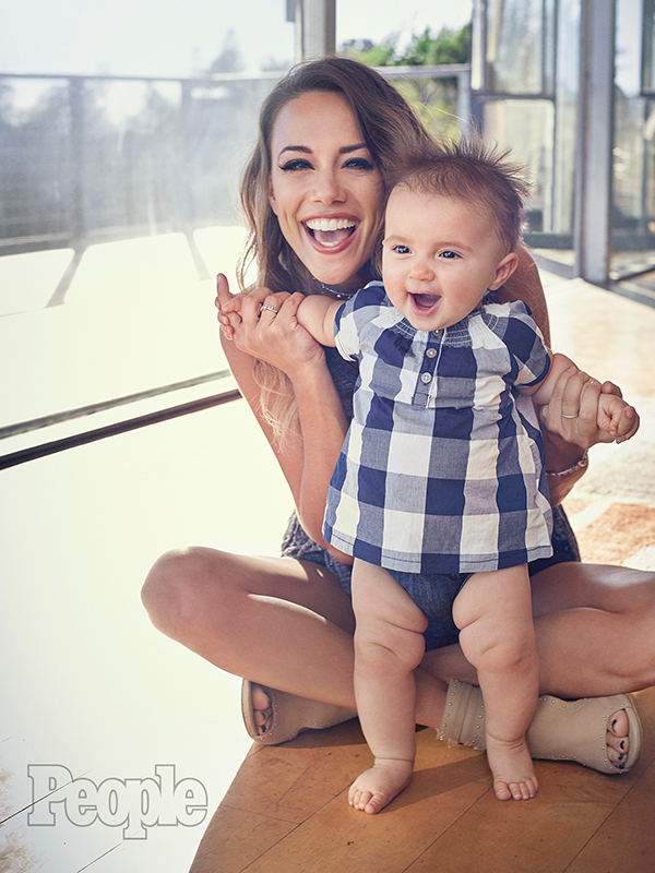 jana kramer daughter cbb