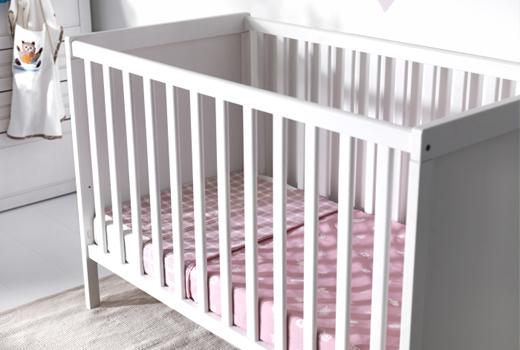520x350 seorange baby cot