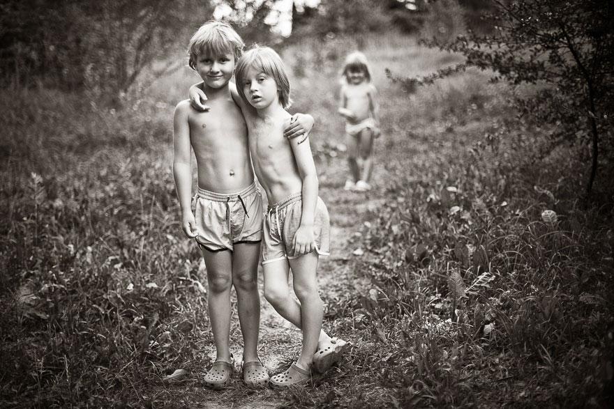 children photography summertime izabela urbaniak 1