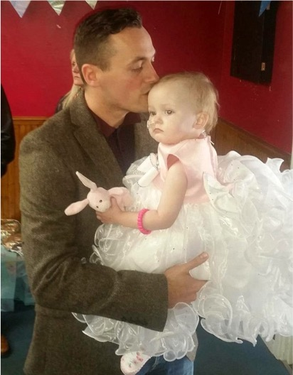 godupdates terminal baby girl poppy mai gets wedding of her dreams 9