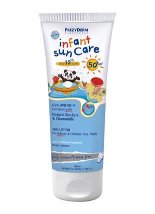 infant sun care