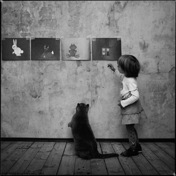polkadot cat child2 640x640 600x600