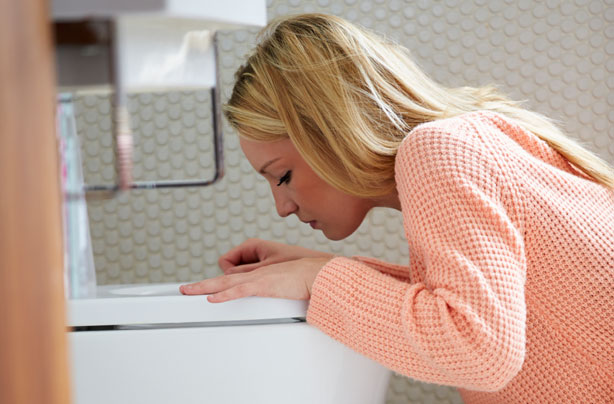signs of pregnancy morning sickness
