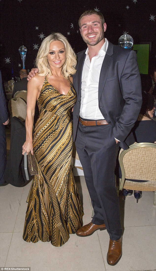308D5C6200000578 3689146 She s beautiful Dancer Kristina Rihanoff has given birth to bab m 2 1468444758563