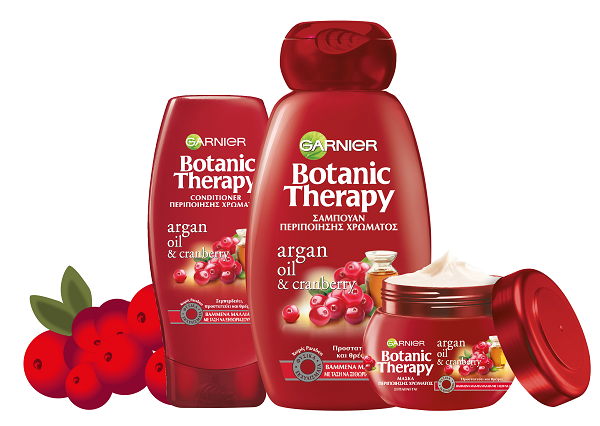 Argan oil Cranberry
