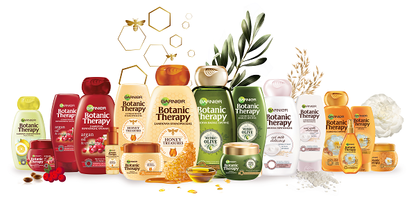 Botanic Therapy total brand