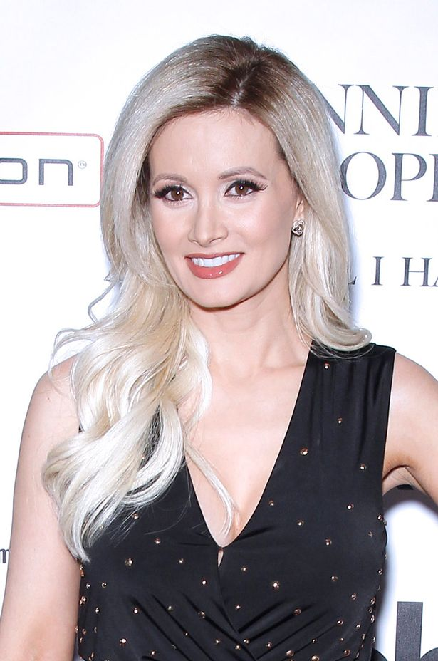 Holly Madison in Las Vegas