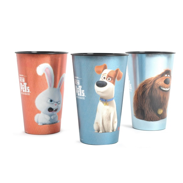 Pets Foil Cup