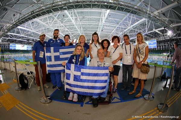 Rio 2016 Greek team 2