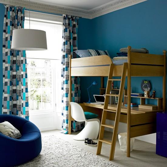 blue boys bedroom1