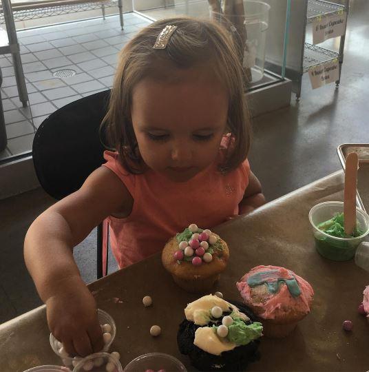 diakosmisi cupcakes