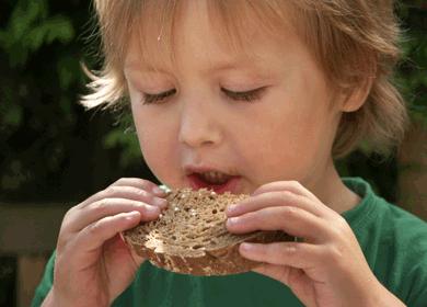 kid bread