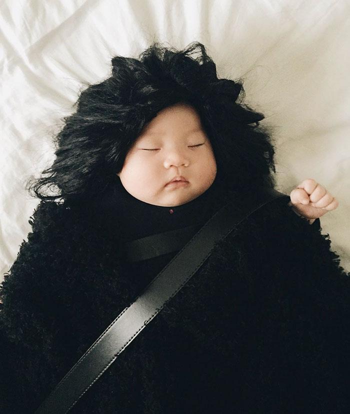 sleeping baby cosplay joey marie laura izumikawa choi 19 57be923b0a30d 700