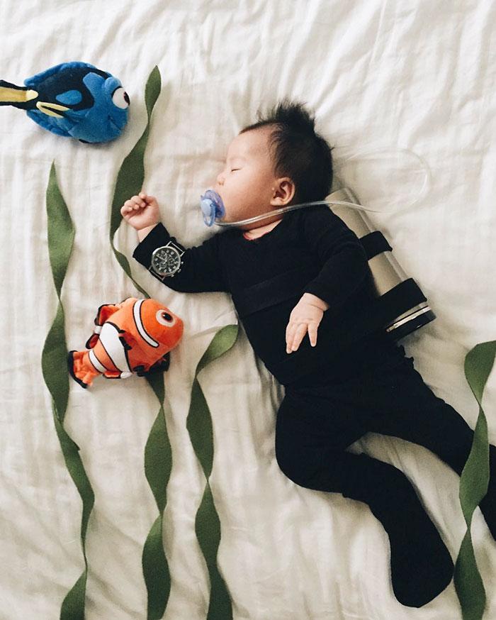 sleeping baby cosplay joey marie laura izumikawa choi 8 57be92223960e 700
