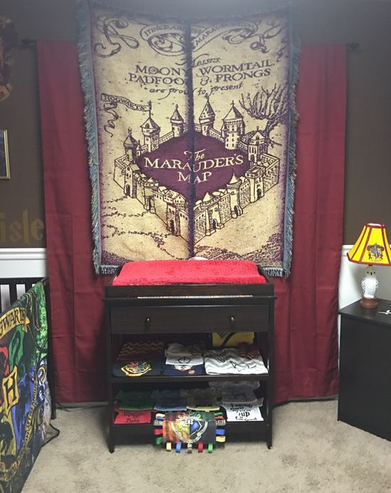 Harry Potter Nursery 3