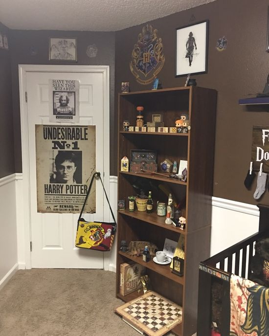 Harry Potter Nursery 4