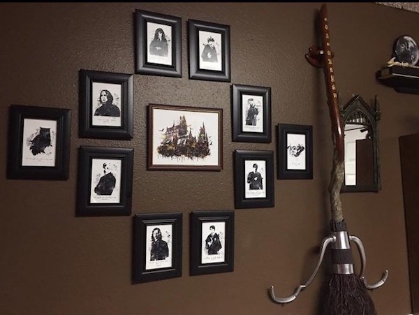a harry potter themed nursery is proof that some parents really go that extra mile 20 photos 3