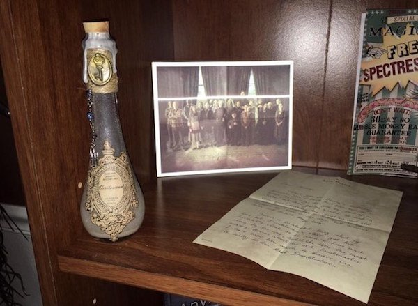 a harry potter themed nursery is proof that some parents really go that extra mile 20 photos 4