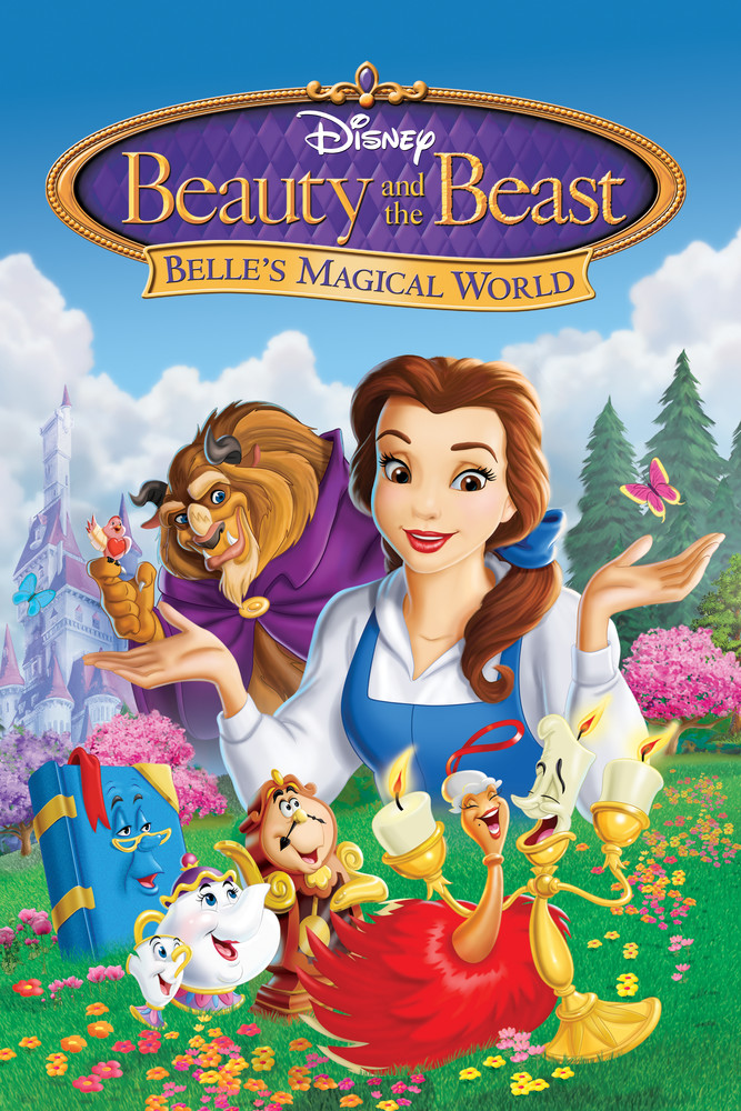 Beauty and the Beast Belles Magical World
