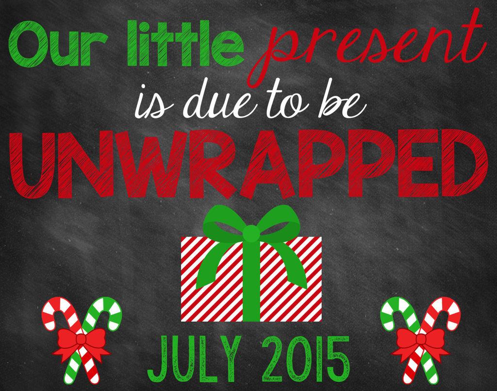 Christmas Pregnancy2