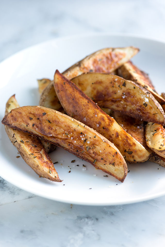 Roasted Potato Wedges Recipe 1