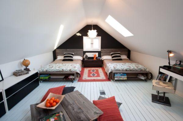 attic kids room ideas 2 3