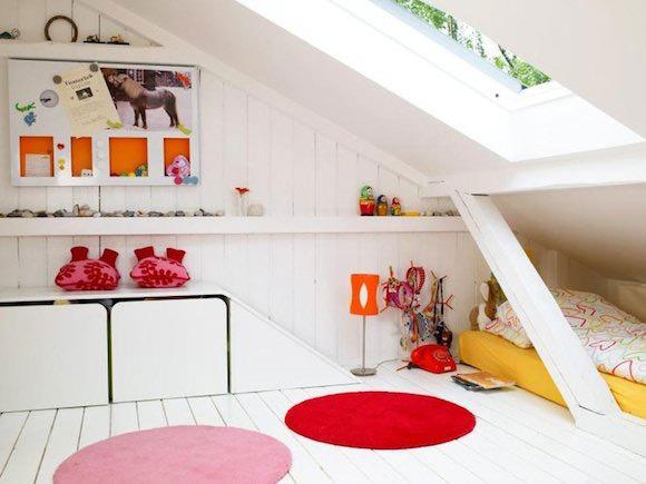 attic kids room ideas 3