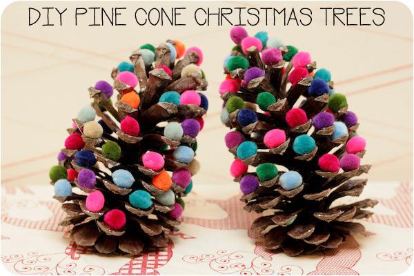 pine-cone-christmas-trees