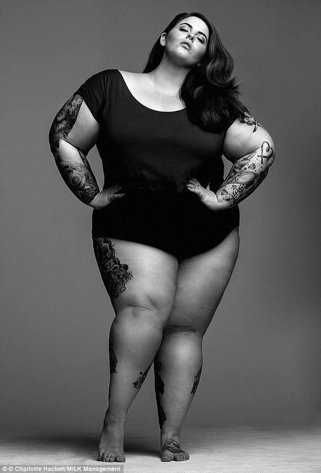 Tess Holliday b