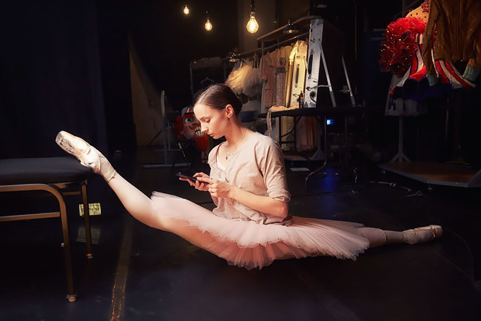 ballet day photography 7