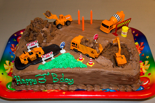 boy birthday cake ideas ytci