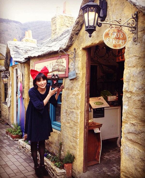 kiki bakery studio ghibli hayao miyazaki yufuin floral village japan 16