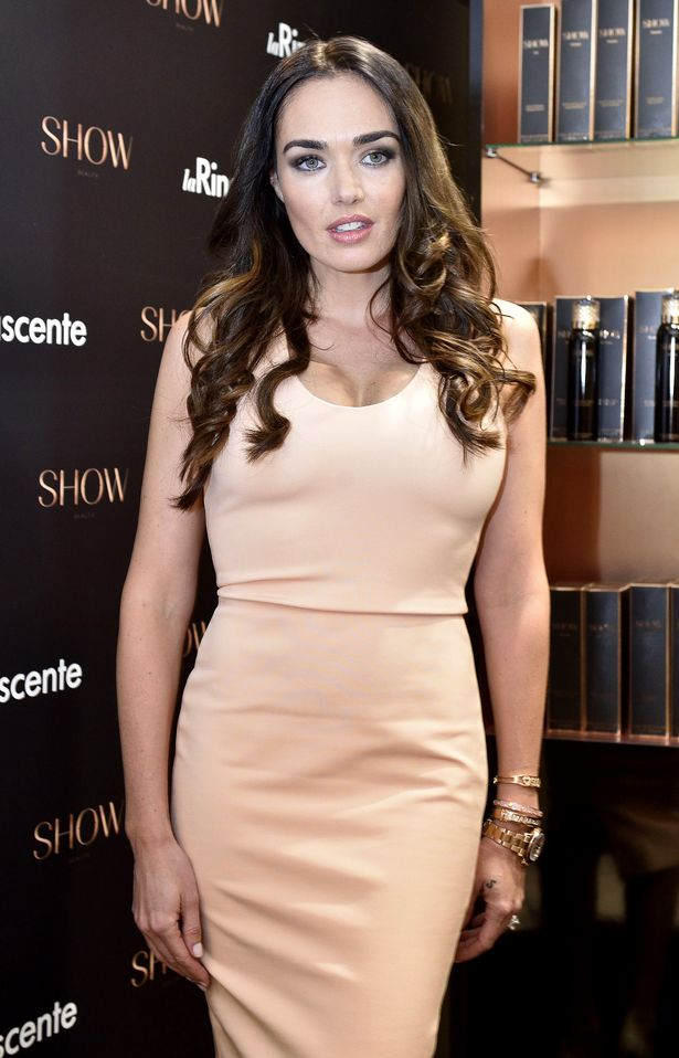 Tamara Ecclestone promotes Show Beauty Milan Italy 09 Jul 2015