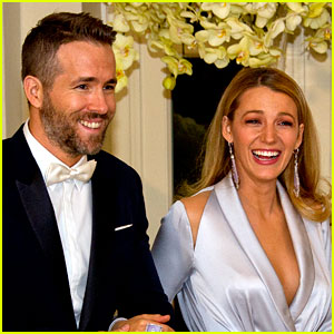 ryan reynolds reveals new baby is a girl blake lively reacts