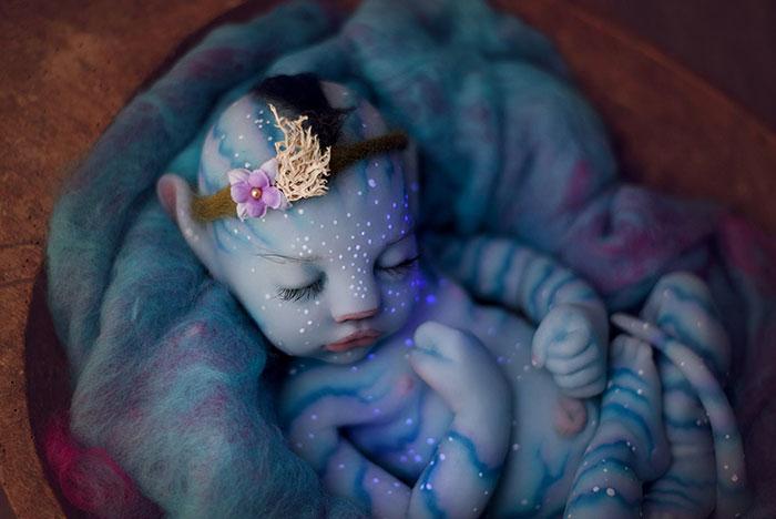 silicone baby avatar babyclon 19