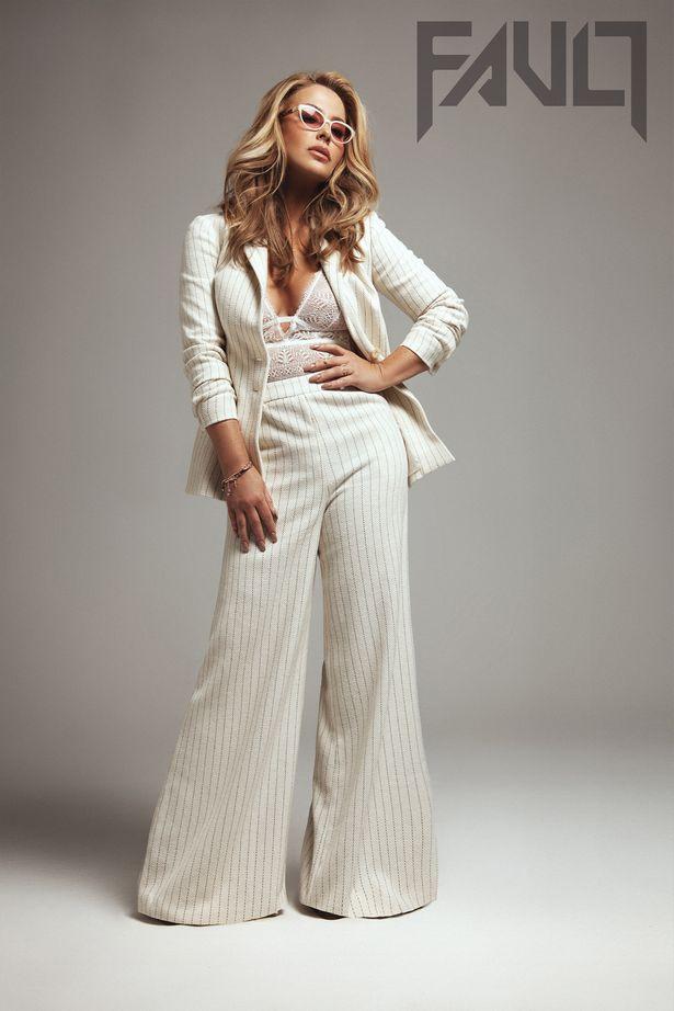 Anastacia for Fault Magazine 1