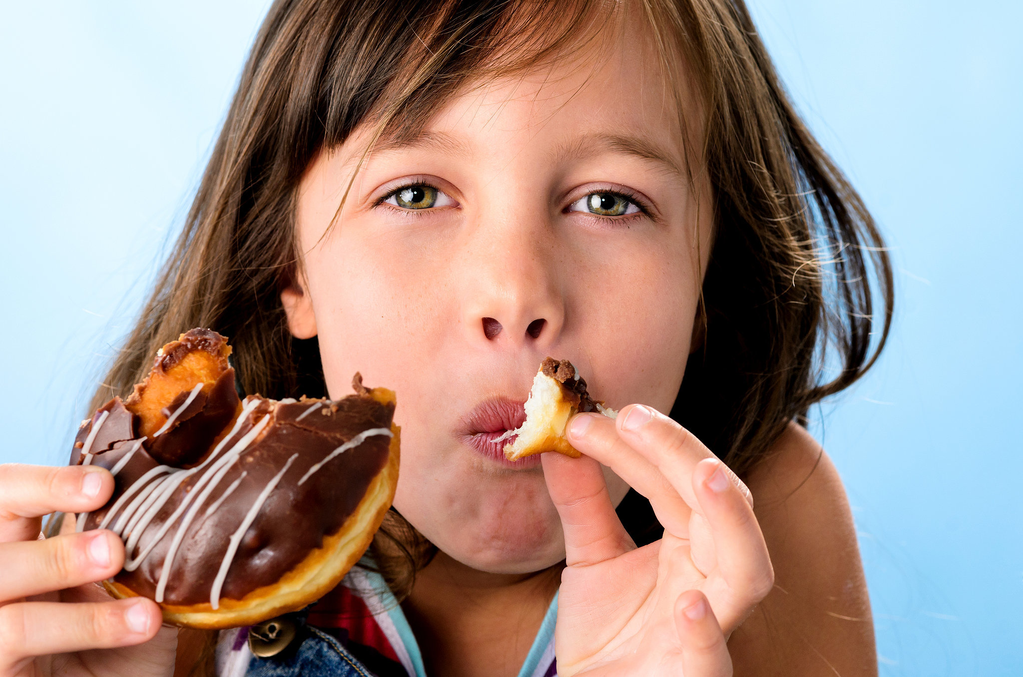 Do Your Kids Eat Too Much Junk