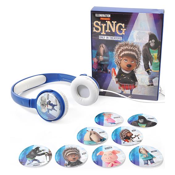 SING HeadPhones Web 3